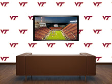 Virginia Tech Logo Wallpaper