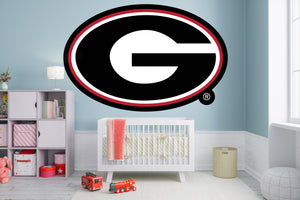 UGA Logo Wall Graphics