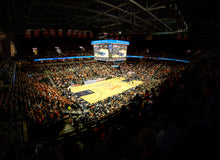 UVA Basketball vs. Miami - Student Section Corner