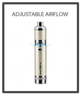 Evolve Plus XL Adjustable airflow