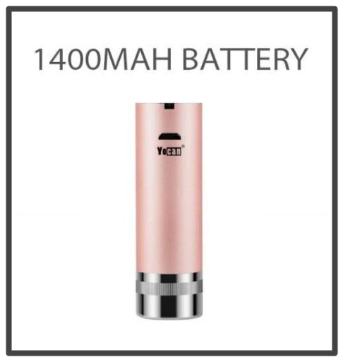 Yocan Evolve XL battery
