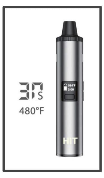 Yocan Hit Small But Powerful