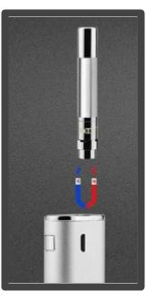 yocan hive magnetic connection