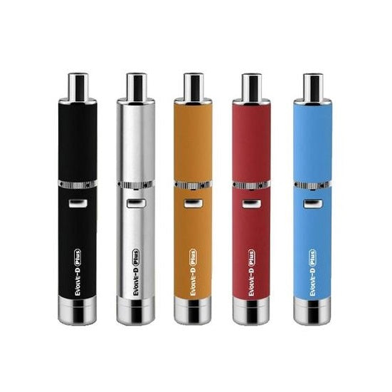Yocan Evolve-D Plus Vaporizer Colors