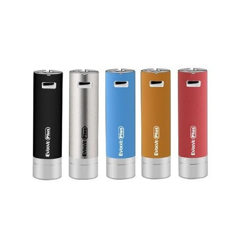Yocan Evolve Plus Battery Colors
