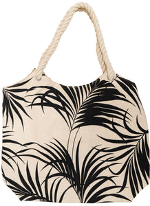 Kihei Natural Canvas Tote