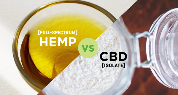 TruestYou Hemp vs CBD