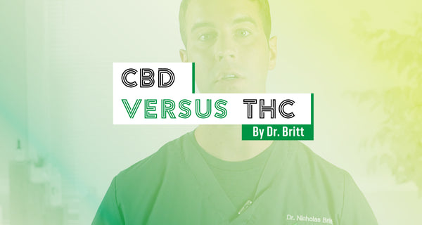CBD vs THC - What's The Difference?