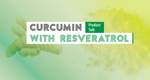 Curcumin with Resveratrol