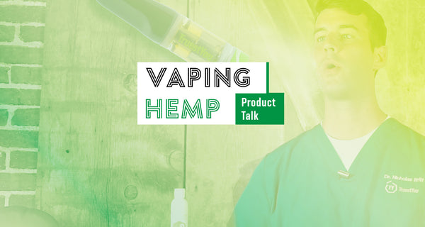 Pros and Cons of Vaping Hemp