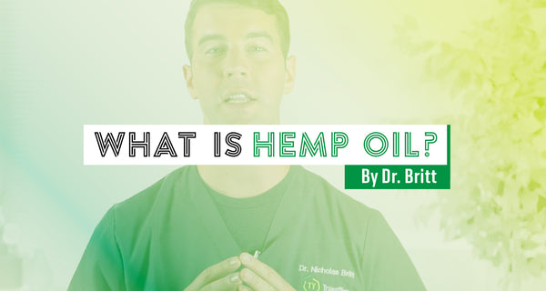 Is it Hemp or is it CBD?
