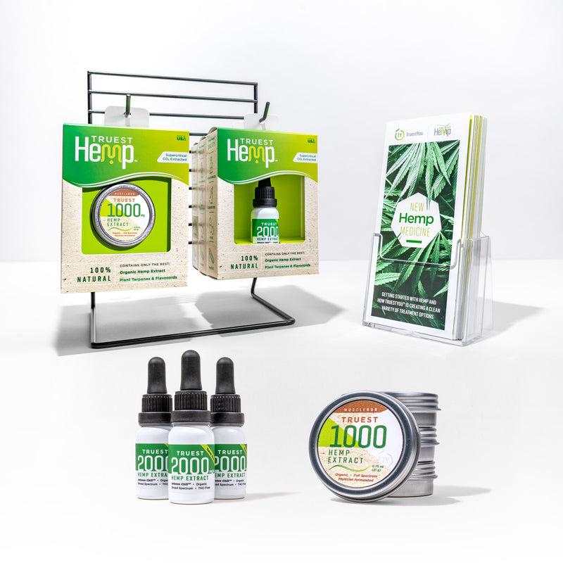 2000 mg - Travel Size Combo Pack 3
