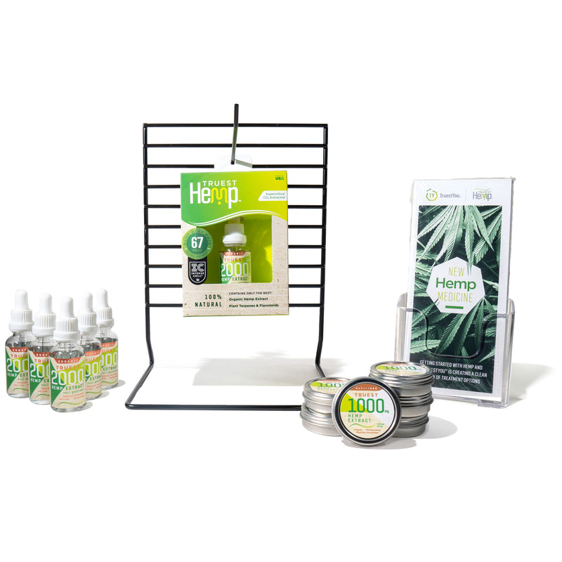 TruestYou Physician Bundle Hemp CBD