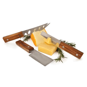 Country Home: Rustic Cheese Set - Rare Crush