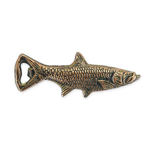 Cast Iron Fish Bottle Opener by Foster and Rye - Rare Crush