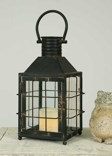 Medium Railroad Lantern - Rare Crush