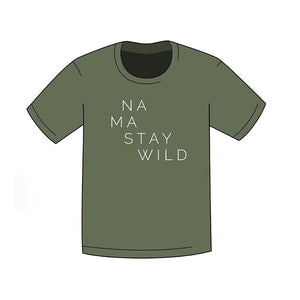 NA MA STAY WILD / Toddler