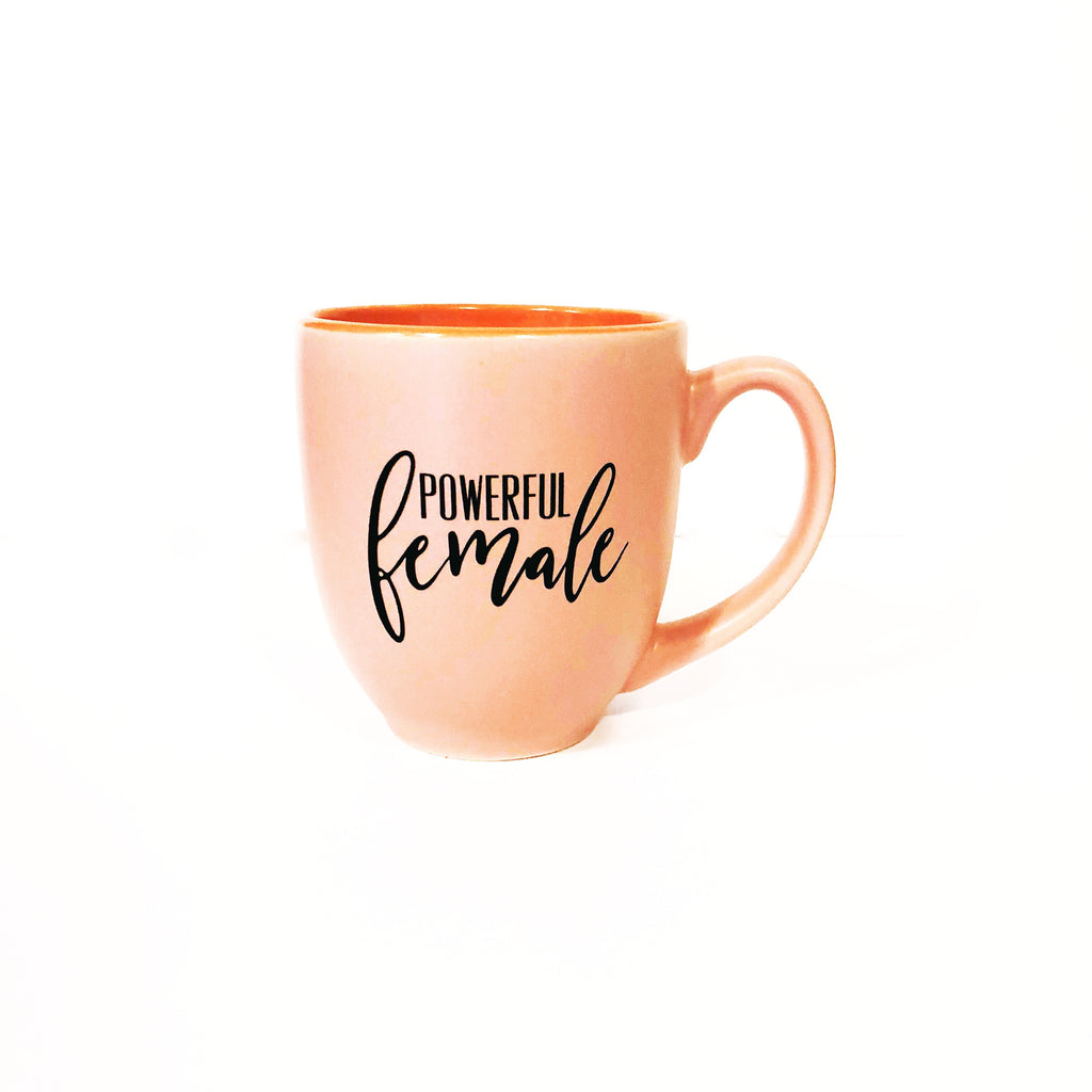 Powerful Female // Mug
