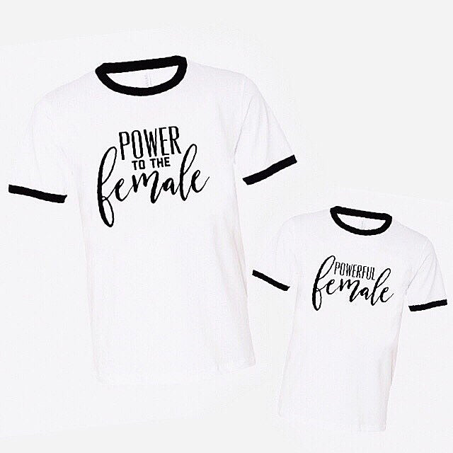 Power to the Female // Women's