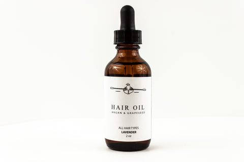 Hair Oil - Lavender