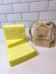 Camp Lemongrass & Citronella Shampoo Bar