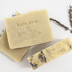 Baby Bird Gentle Lavender Soap