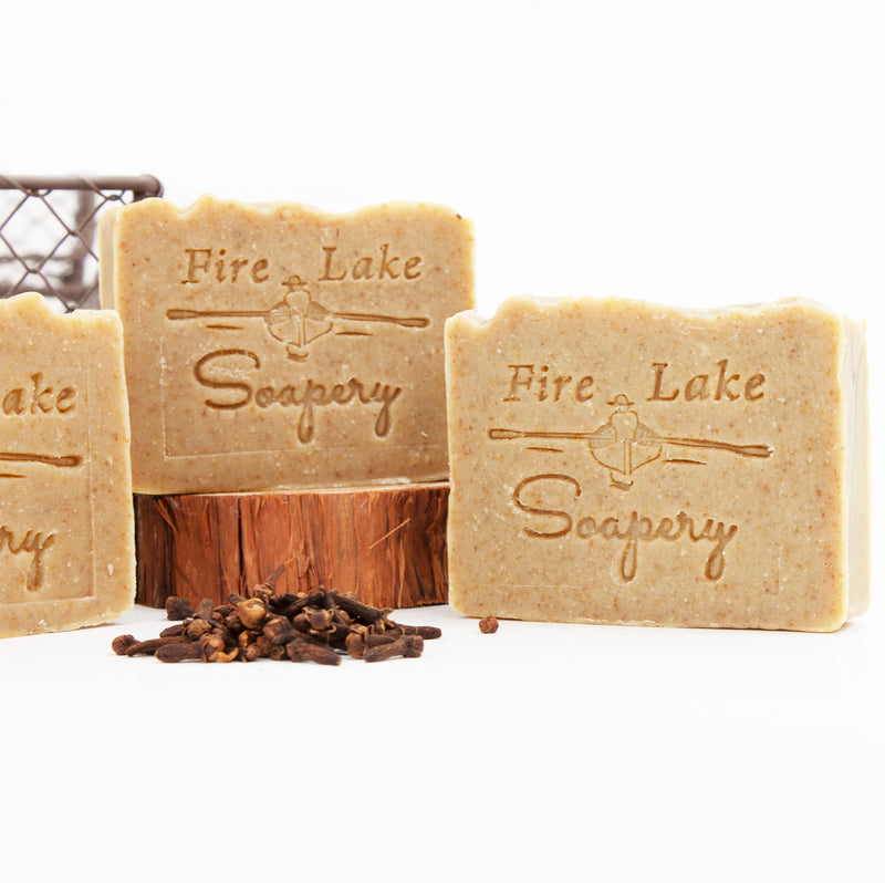 Men's Citrus & Clove Bar