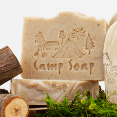 Camp Soap (TOP SELLER)