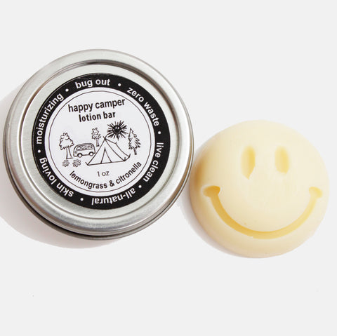 Happy Camper Lotion Bar