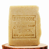 Bathroom Cleaning Soap Block