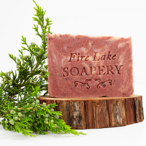 Cedar Wood Bar Soap