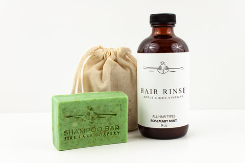 Hair Rinse - Rosemary Mint