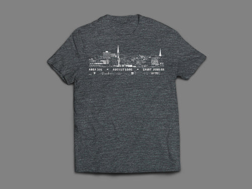 2018 Festival Lineup T-Shirt Front