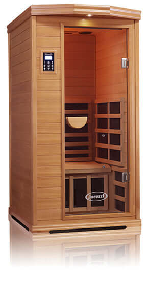 CLEARLIGHT PREMIER FAR INFRARED SAUNA - ONE PERSON - HigherDOSE