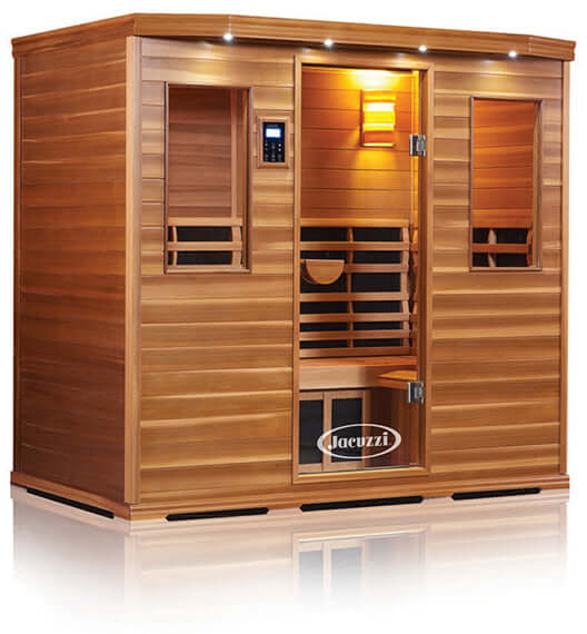 CLEARLIGHT PREMIER FAR INFRARED SAUNA - FOUR PEOPLE - HigherDOSE