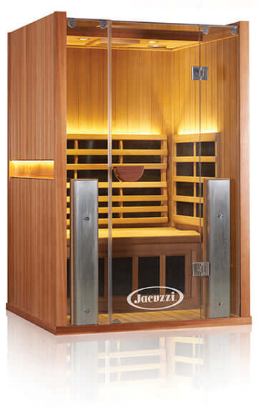 CLEARLIGHT SANCTUARY FULL SPECTRUM INFRARED SAUNA - TWO PEOPLE - HigherDOSE