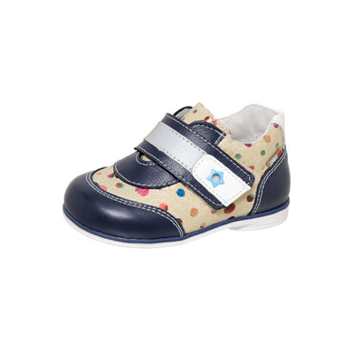Fall/Spring Velcro Shoe 2-885