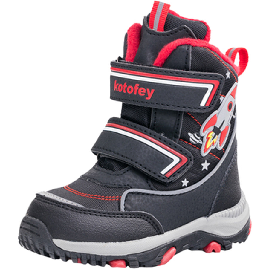 Winter Waterproof Double Velcro Rocket 254943-41