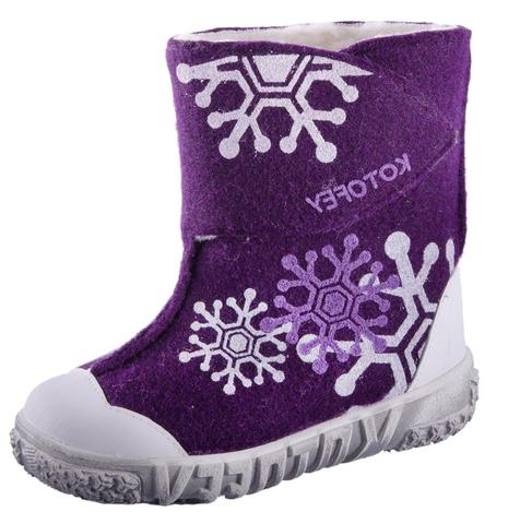 Winter Girl Boots VALENKI/Felt Boot Lined 267017-42