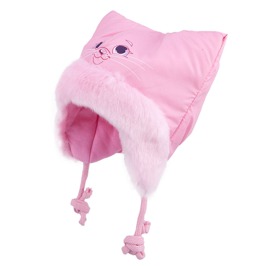 Pillow Waterproof Kitty Pink 3-003707