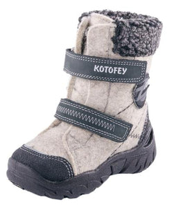 Winter Boy Boots VALENKI/Felt Boot Lined 357000-42