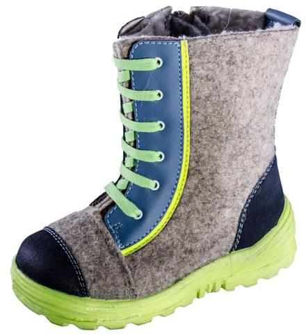 Winter Boy Boots VALENKI/Felt Boot Lined 367075-42