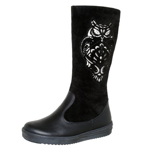 Winter Owl Boot - 4-1111
