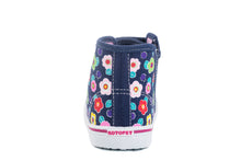 Fall/Spring Girls Spring Running Shoe Flowers Hi-Top 541019-11