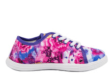 Girls Spring Running Shoe Youth Flowers 631045-12