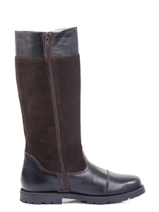 Fall/Spring Tall Riding Style Boot 662116-32