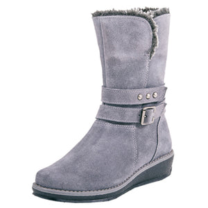 Winter Platform 2 Straps with Zipper 762024-41