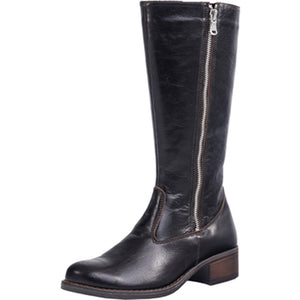 Fall/Spring Tall Double Zipper Boot 762028-32