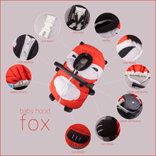 Baby Carrier Sleeping Bag Fox 3-003399
