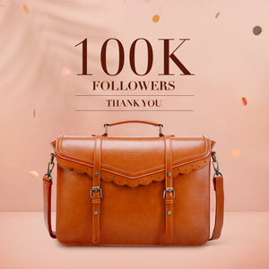 100,000 Followers - Thank you